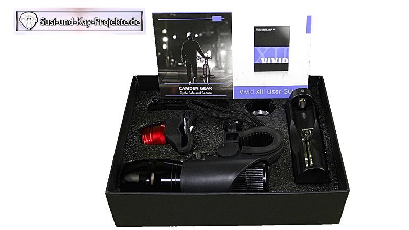 wir testen die camden gear led fahrradlampe mit video. Black Bedroom Furniture Sets. Home Design Ideas
