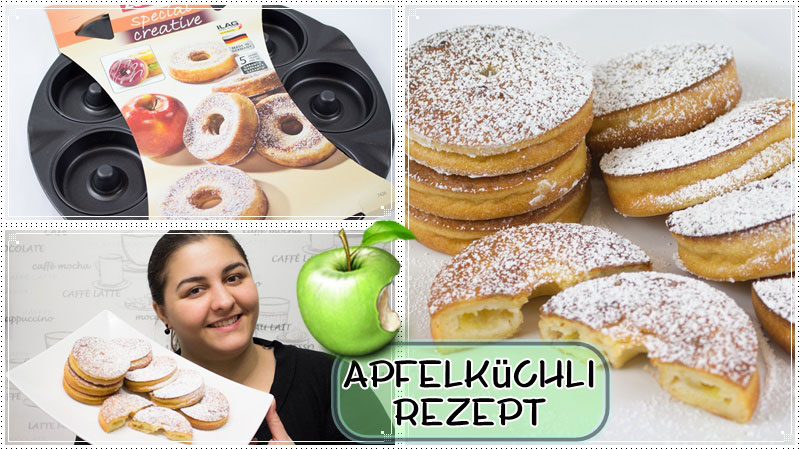 Apfelküchli-Nachtisch-Rezept