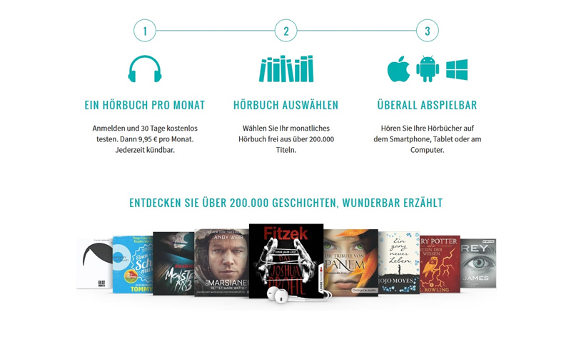audible-Hörspiele