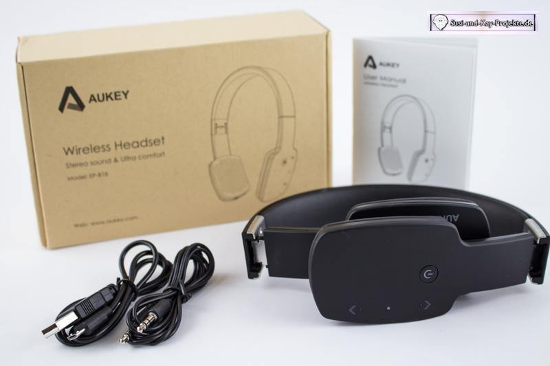 Bluetooth-Kopfhörer-Testpaket