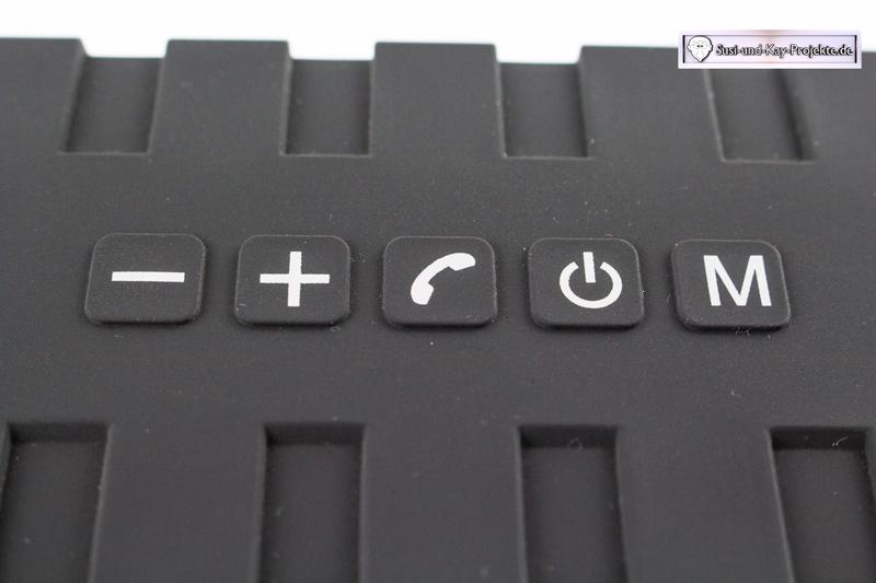Aukey-Bluetooth-Lautsprecher-Bedienfeld