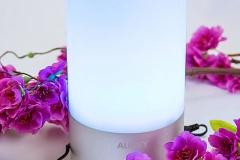 Farbwechsel-Lampe-Aukey-Blau