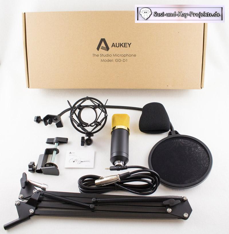 mikrofon-Testpaket