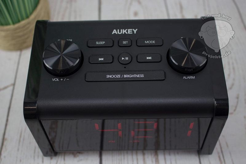 Aukey-Radio-mit-Bluetooth-Einstellungen-Display