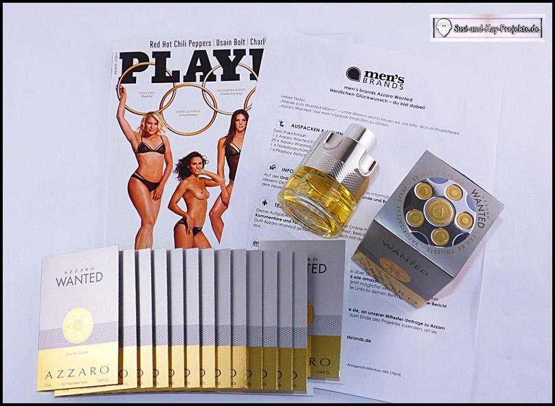 Azzaro-Parfüm-Test