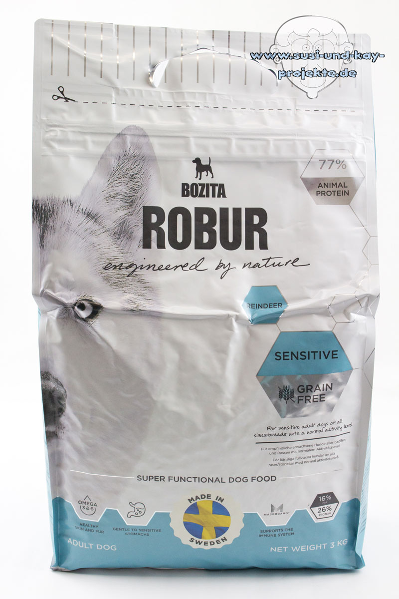 Bozita-Robur-Hundefutter