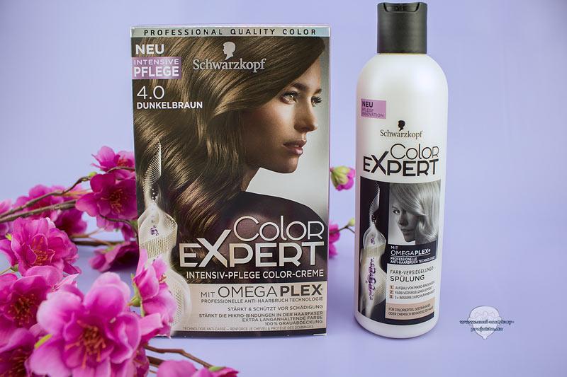 Schwarzkopf-Color-Expert-Pflege