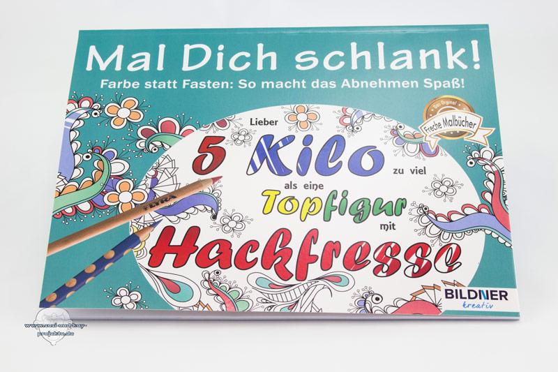 Diät-Malbuch
