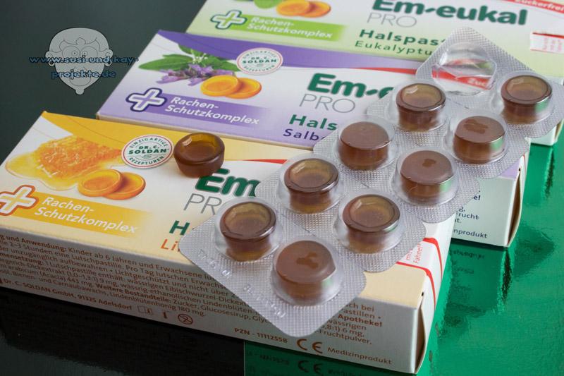 Em-eukal-Hustenpastillen