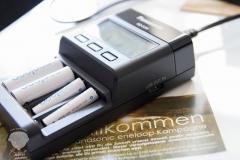 eneloop-Panasonic-Batterie-USB-Ladegerät