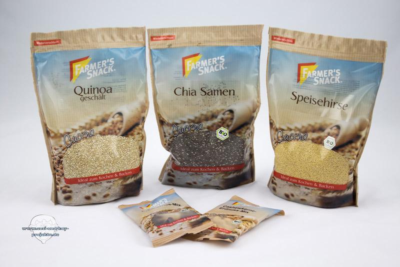 Farmer´s-Snack-Bio-Cucina-Produkte