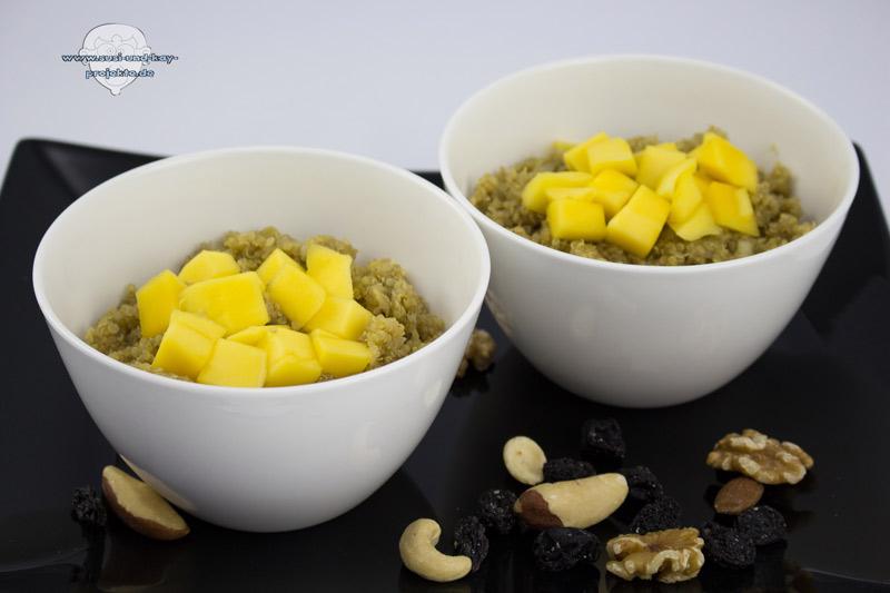 Quinoa-Bio-Indisches-Rezept