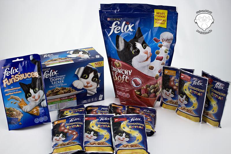 Felix-Produkttest