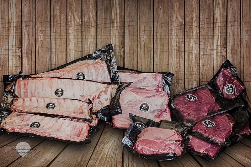 Fleisch-Bestellung