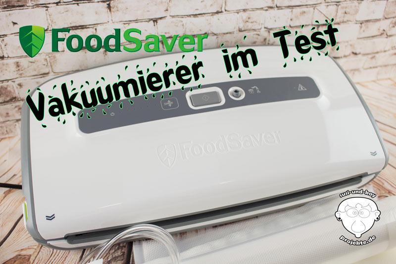Foodsaver-Lebensmittel-Vakuumierer-Thump