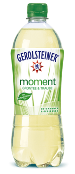 Gerolsteiner-Moment-Gruentee