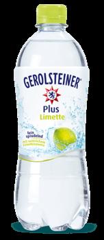 Gerolsteiner-Plus-Limette