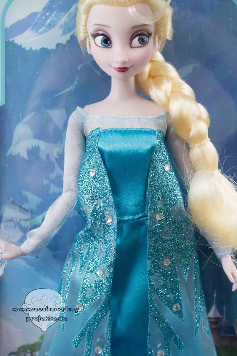Prinzessin-Elsa-Puppe-Geschenke