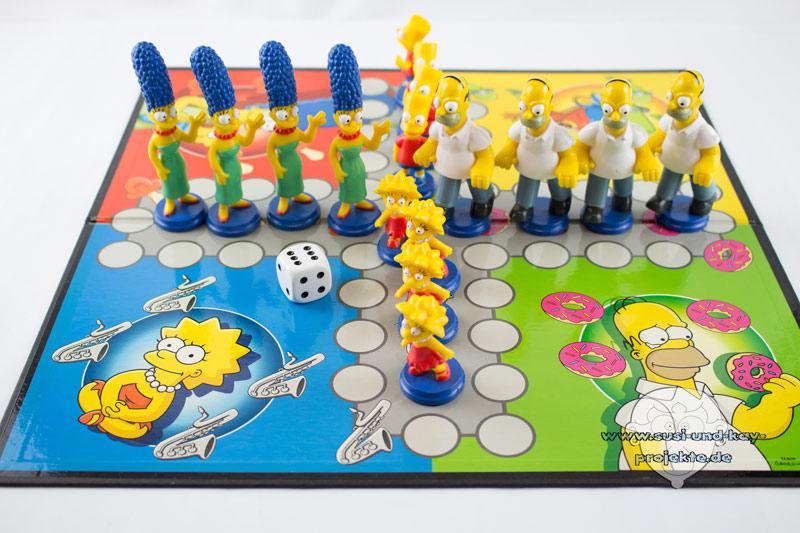 Simpsons Mensch Г¤rger Dich Nicht
