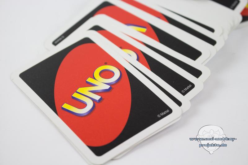 Gesellschaftsspiele-Uno