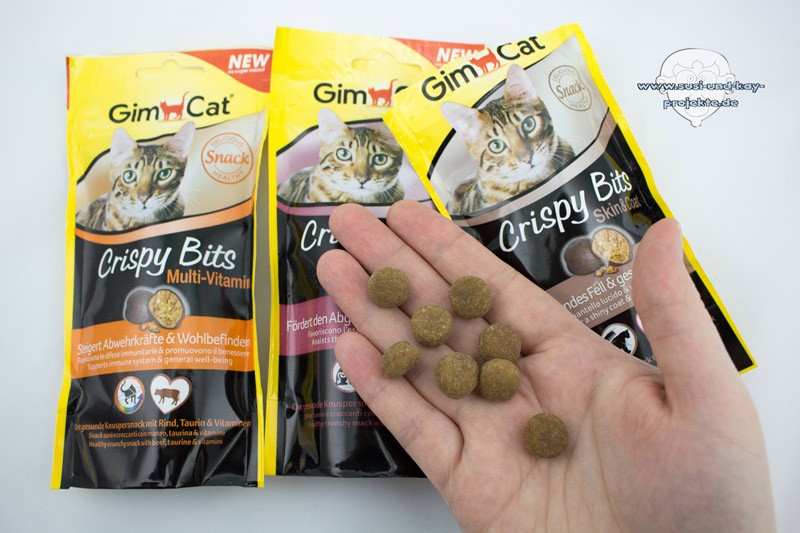 Gimcat-Crispy-Bits-mit-Vitaminen-für-Katzen