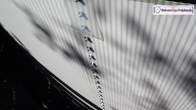Pool-Stahlwand-schrauben