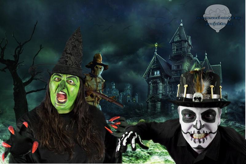 Halloween-Susi-und-Kay