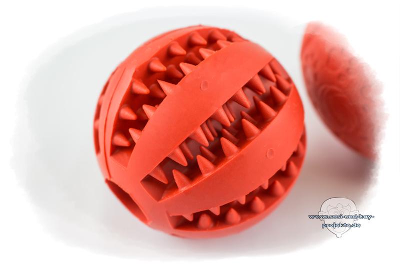 Hunde-Snackball-Zähnchen