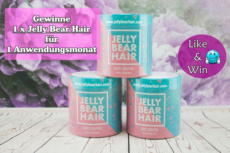 Jelly-Bear-Hair-Gewinnspiel