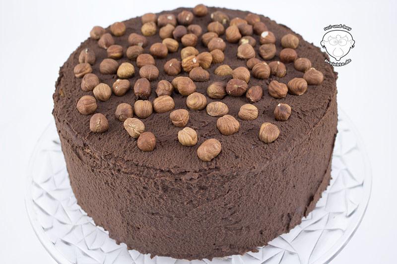 Kakao-Schokotorte