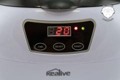 Ultraschallgerät-Kealive-Bedinungstasten