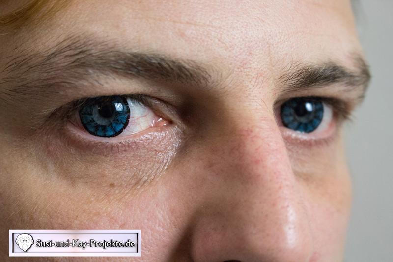 Kontaktlinsen-Linsenfinder