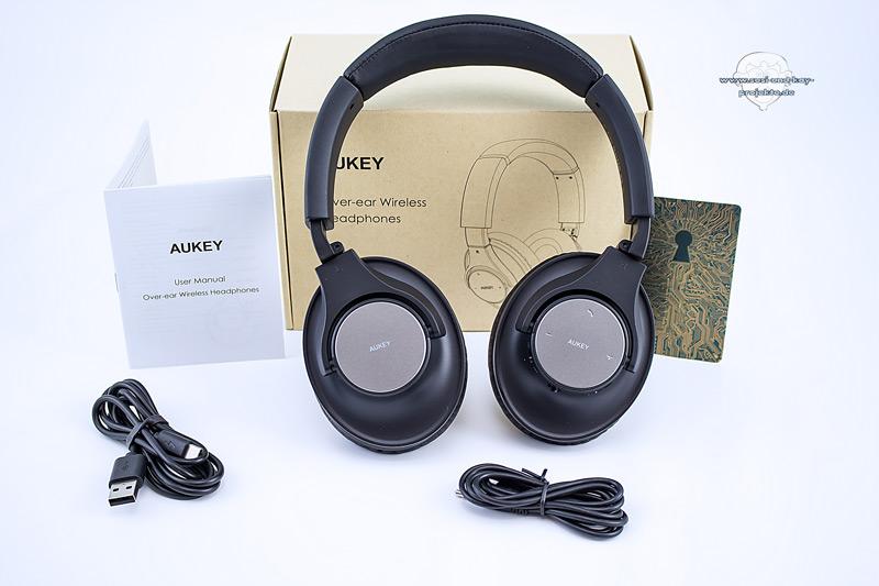 Aukey-Kopfhörer-Over-Ear
