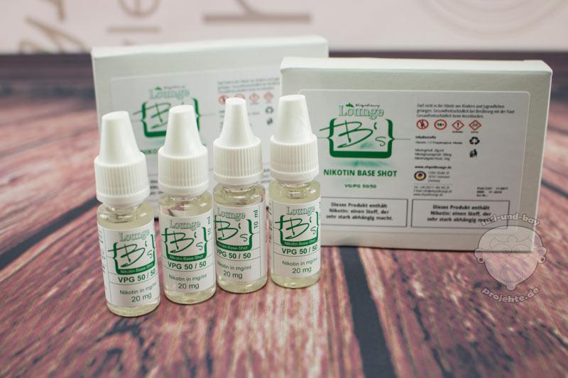 Liquid-Nikotinshot