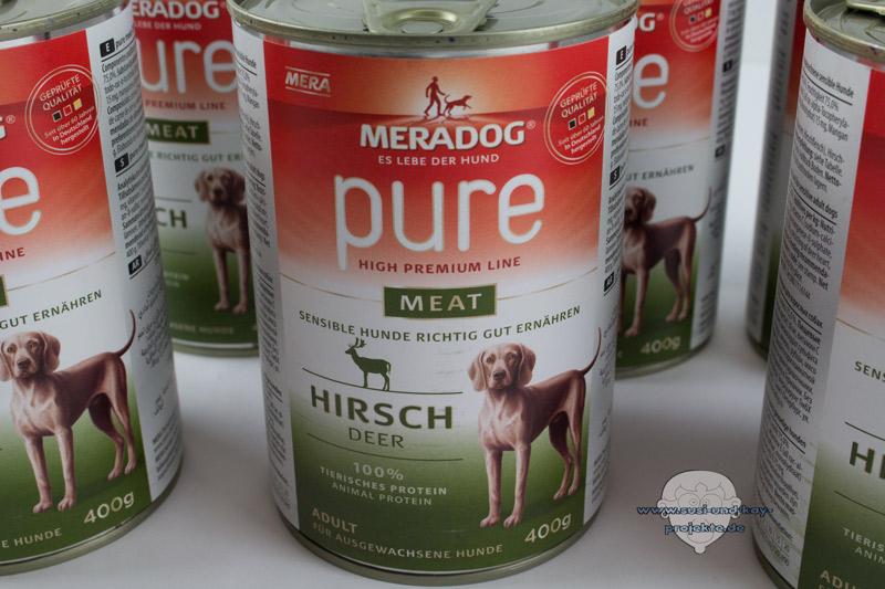 Meradog-Hundefutter-Test