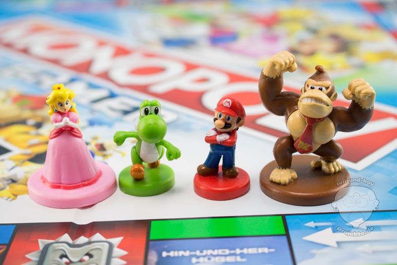 Super-Mario-Monopoly-Figuren