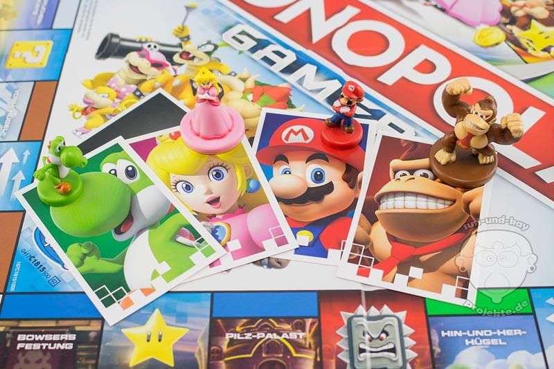 Super-Mario-Spielfiguren-Monopoly-Gamer
