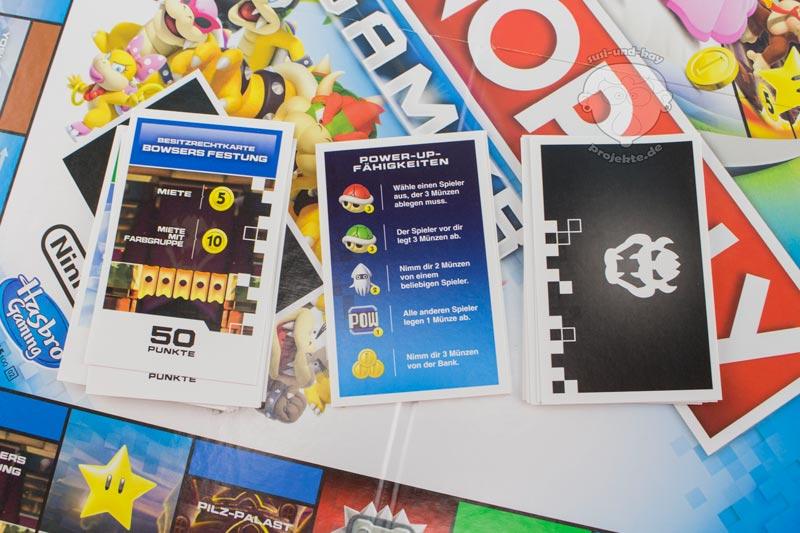 Super-Mario-Spielkarten-Monopoly