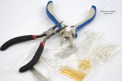Ohringe-DIY-Werkzeug