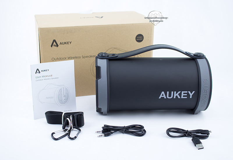 Bluetooth-Radio-Outdoor-Aukey-Produkttest