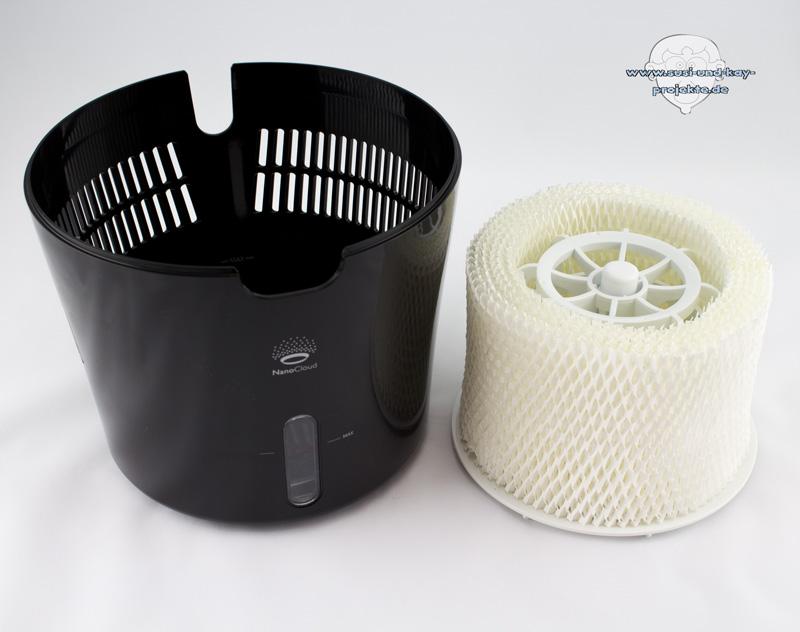 Philips-Luftbefeuchter-HU4813-Filter-austauschbar