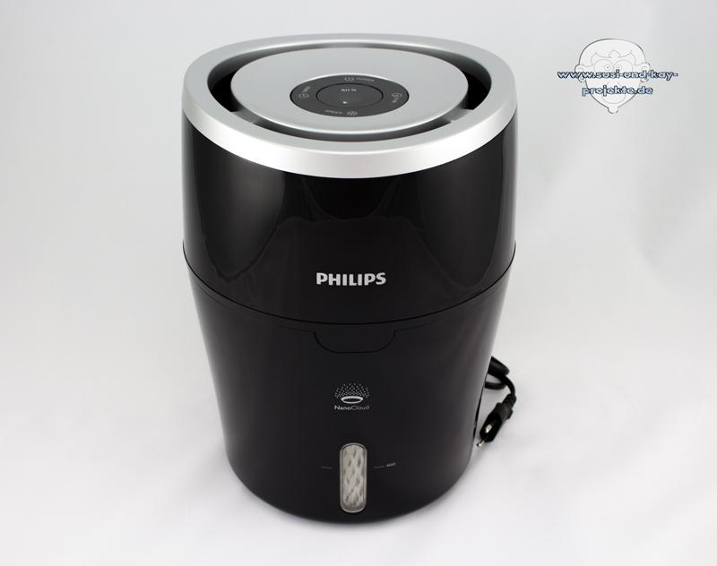 Philips-Luftbefeuchter-HU4813-im-Test