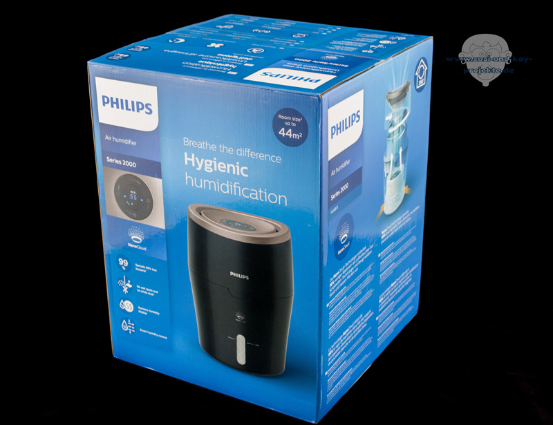Philips Luftbefeuchter HU4813 – Konsumgöttinnen Produkttest - Susi ...