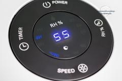 Philips-Luftbefeuchter-HU4813-in-Schwarz-Sleep-Timer