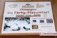Pilzmännchen Pilzzuchtset Bio Champignon Startpaket