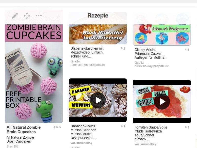 Pinterest-Rezepte