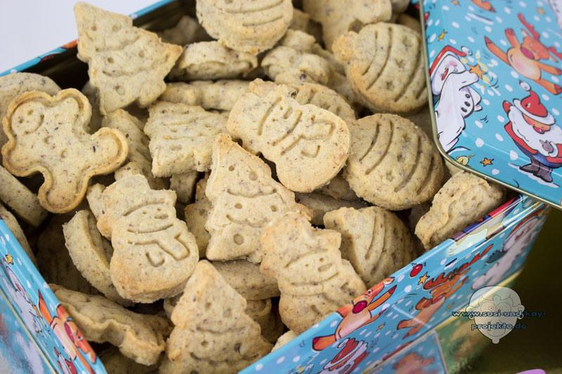 Plätzchenausstecher-Kekse