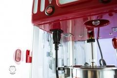 Popcorn-Maschine-Anschlüsse