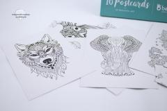 Postkarten-verschiedene-Motive-zum-ausmalen