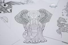 Postkarten-zum-ausmalen-Elefant